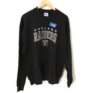 Vintage 90's Oakland Raiders Sweatshirt